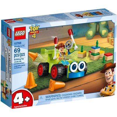 LEGO WOODY & RC JUNIORS