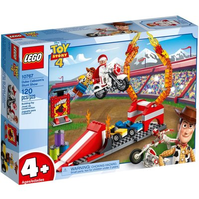 LEGO DUKE CABOOM'S STUNT SHOW JUNIORS