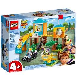 LEGO BUZZ & BO PEEP'S PLAYGROUND ADVENTURE JUNIORS