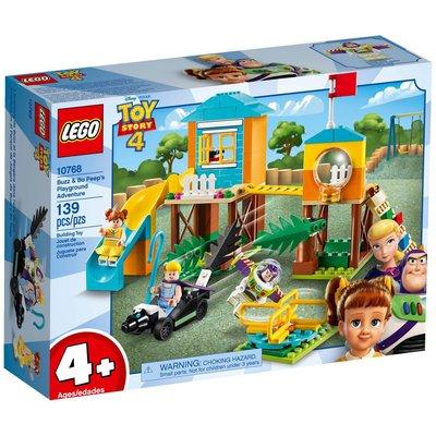 LEGO BUZZ & BO PEEP'S PLAYGROUND ADVENTURE JUNIORS*