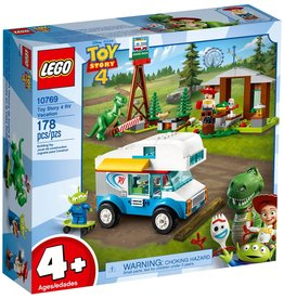 LEGO TOY STORY 4 RV VACATION 4+
