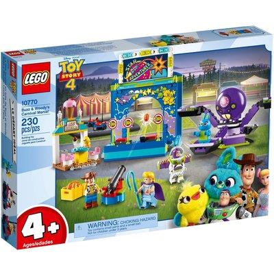 LEGO BUZZ & WOODY'S CARNIVAL MANIA! 4+