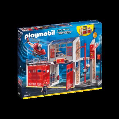 PLAYMOBIL FIRE STATION PLAYMOBIL