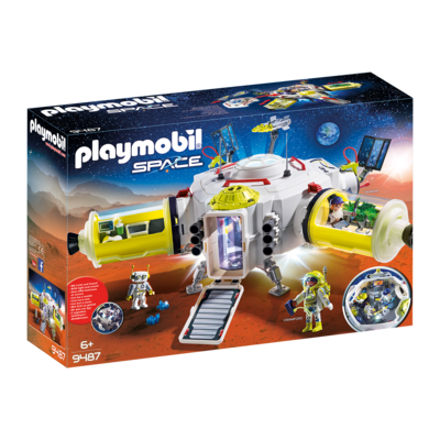 PLAYMOBIL MARS SPACE STATION PLAYMOBIL