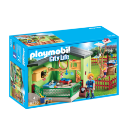 PLAYMOBIL PURRFECT STAY CAT BOARDING PLAYMOBIL