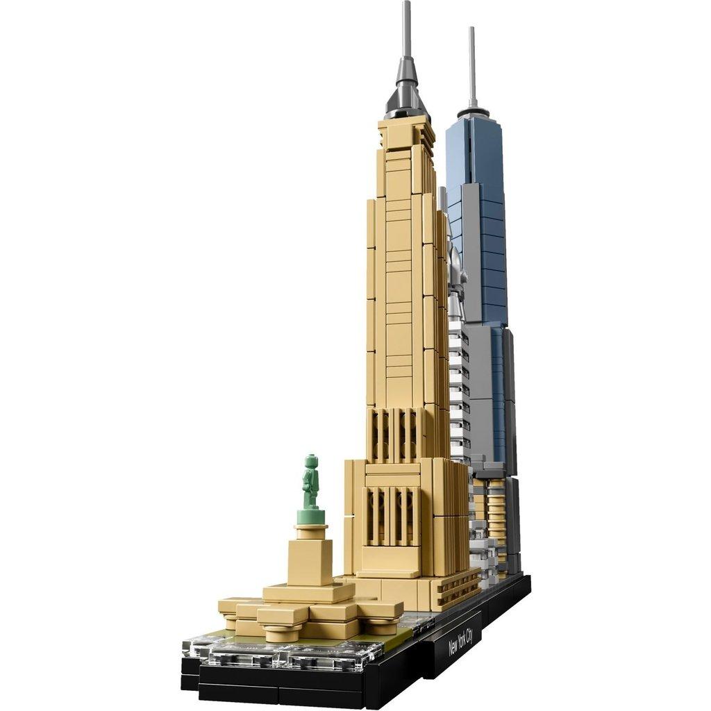 LEGO NEW YORK CITY ARCHITECTURE
