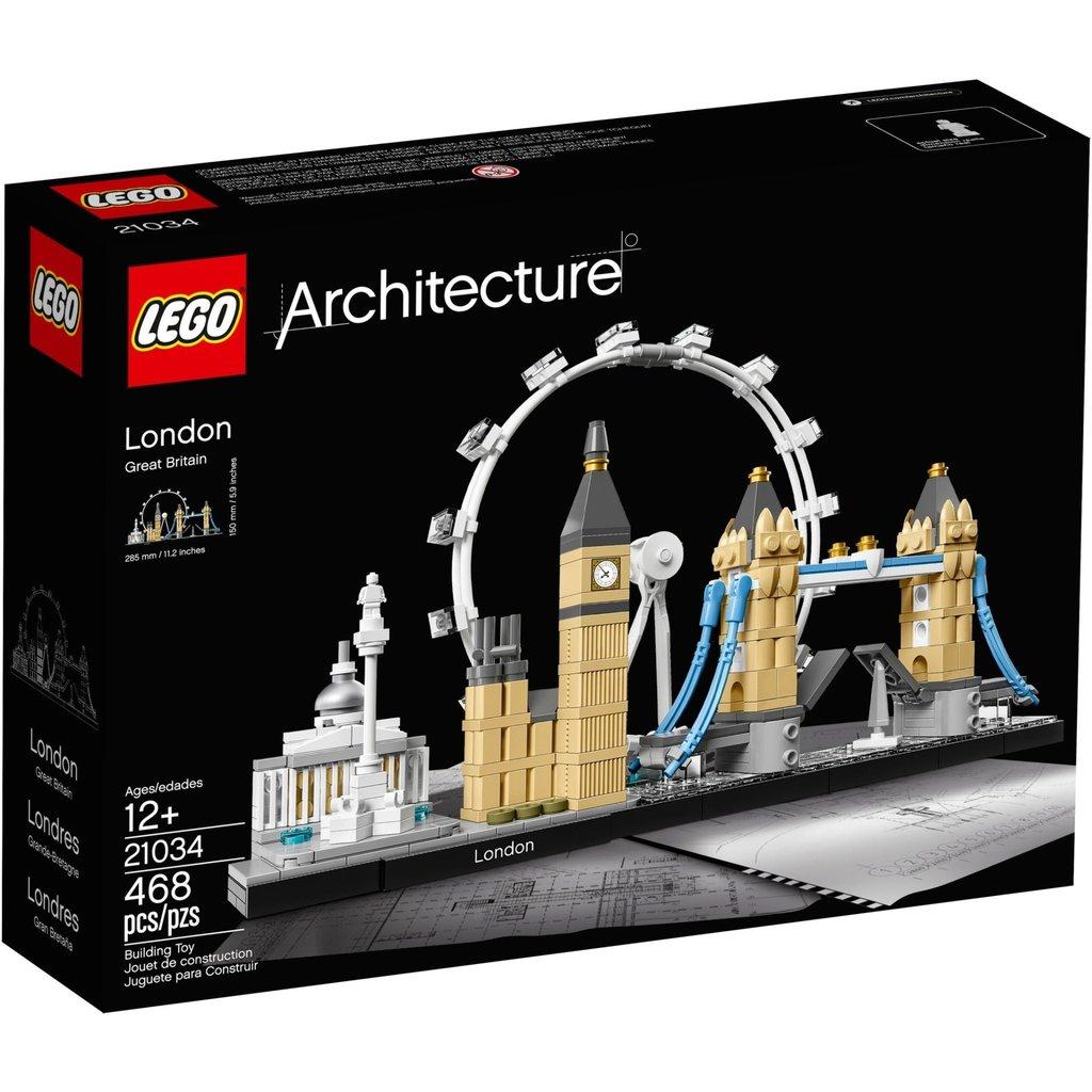 LEGO LONDON ARCHITECTURE