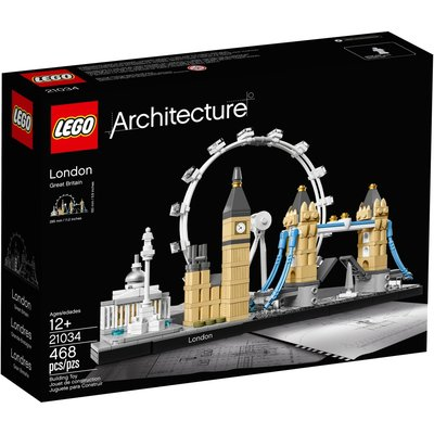 LEGO LONDON ARCHITECTURE