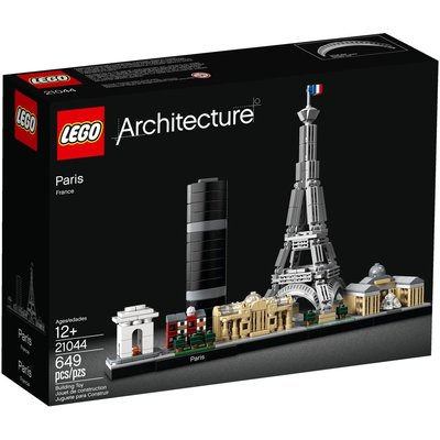 LEGO PARIS ARCHITECTURE