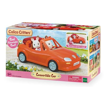 CALICO CRITTERS CONVERTIBLE CAR CALICO CRITTERS*