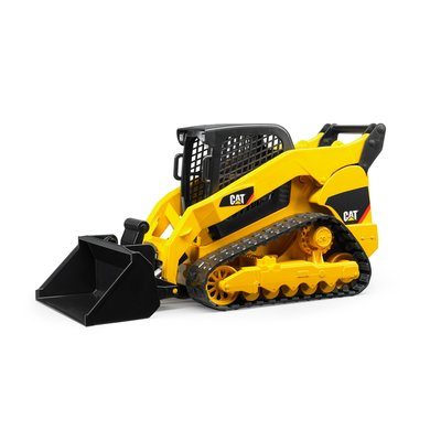 BRUDER TOYS AMERICA CATERPILLAR COMPACT TRACK LOADER
