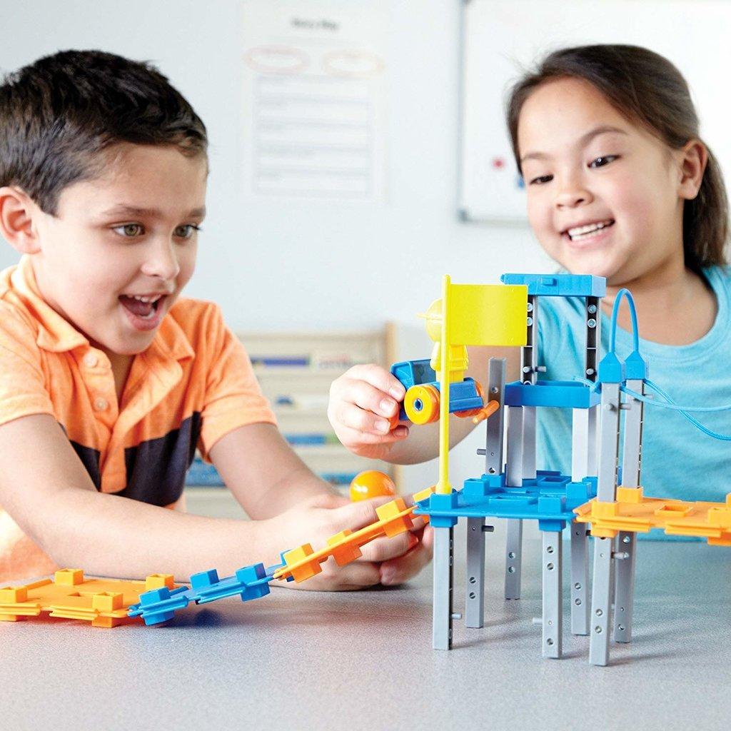 EDUCATIONAL INSIGHTS CITY ENGINEERING & DESIGN BUILDING SET