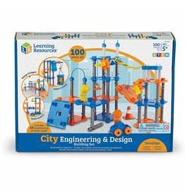 EDUCATIONAL INSIGHTS CITY ENGINEERING & DESIGN BUILDING SET
