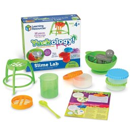 EDUCATIONAL INSIGHTS YUCKOLOGY! SLIME LAB