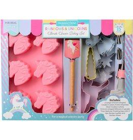 HANDSTAND KITCHEN ULTIMATE UNICORN BAKING PARTY SET
