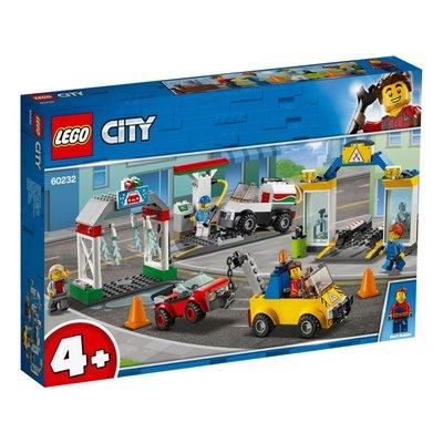 LEGO GARAGE CENTER