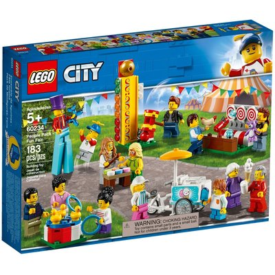 LEGO FUN FAIR PEOPLE PACK