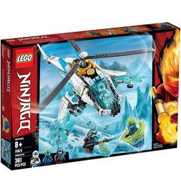 LEGO SHURICOPTER