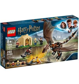 LEGO HUNGARIAN HORNTAIL TRIWIZARD CHALLENGE