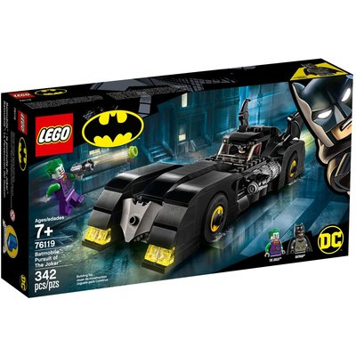 LEGO BATMOBILE: PURSUIT OF THE JOKER