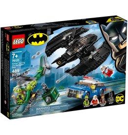 LEGO BATMAN BATWING AND THE RIDDLER HEIST