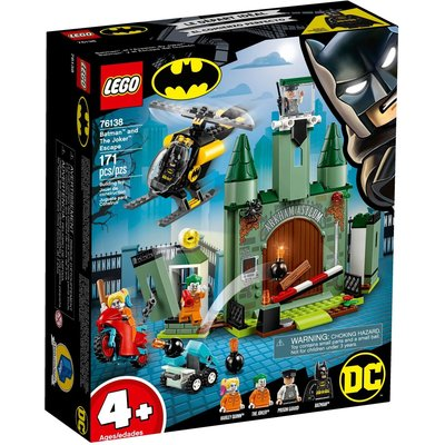 LEGO BATMAN AND THE JOKER ESCAPE