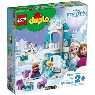 LEGO FROZEN ICE CASTLE DUPLO