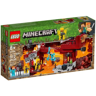 LEGO THE BLAZE BRIDGE MINECRAFT