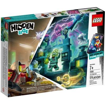 LEGO J.B.'S GHOST LAB