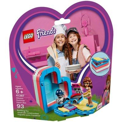 LEGO OLIVIA'S SUMMER HEART BOX*