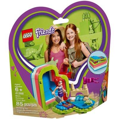 LEGO MIA'S SUMMER HEART BOX*