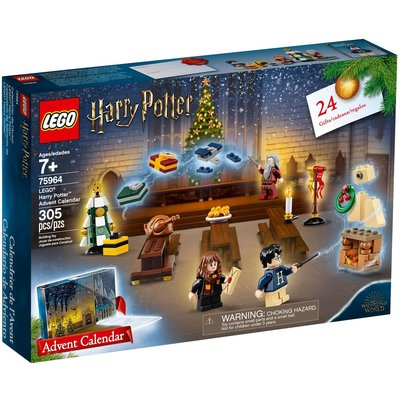 LEGO LEGO HARRY POTTER ADVENT CALENDAR 2019*
