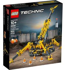 LEGO COMPACT CRAWLER CRANE