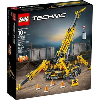 LEGO COMPACT CRAWLER CRANE*