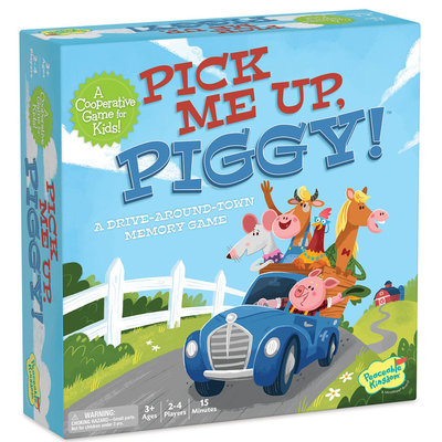 PEACEABLE KINGDOM PICK ME UP, PIGGY!