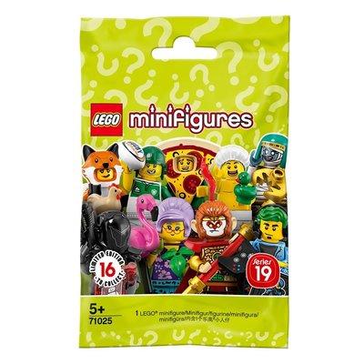 LEGO LEGO MINIFIGURES SERIES 19