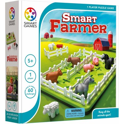 SMART TOYS AND GAMES SMART FARMER GAME