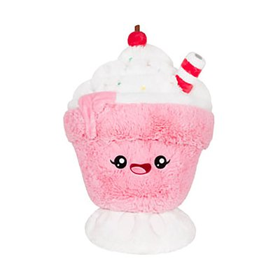 SQUISHABLE STRAWBERRY MILKSHAKE SQUISHABLE*