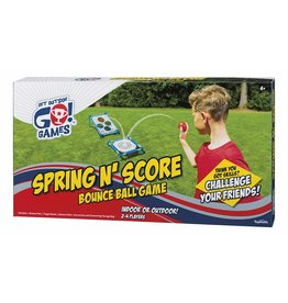 SPRING N SCORE BOUNCE BALL GAME*