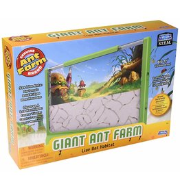 HASBRO EVEREST GIANT ANT FARM