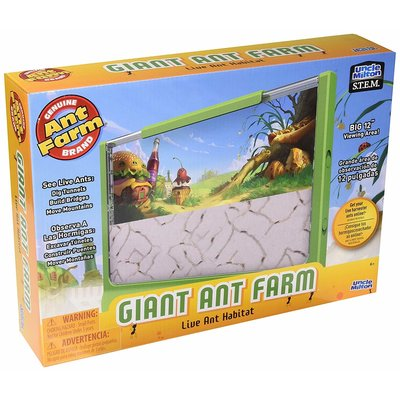 HASBRO EVEREST GIANT ANT FARM
