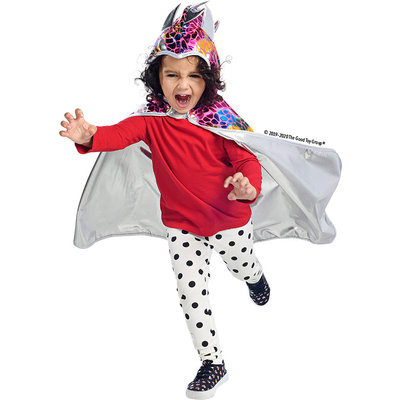 GREAT PRETENDERS REVERSIBLE KNIGHT DRAGON CAPE