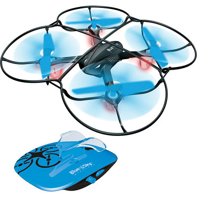 ISLAND GENIUS BLUE SKY XFORCE DRONE QUADCOPTER
