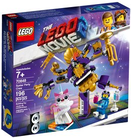 LEGO SYSTAR PARTY CREW