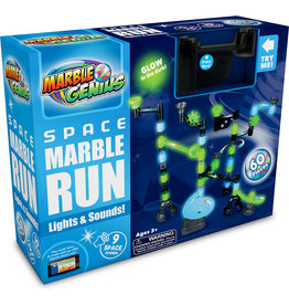 SPACE MARBLE RUN  LIGHTS & SOUNDS