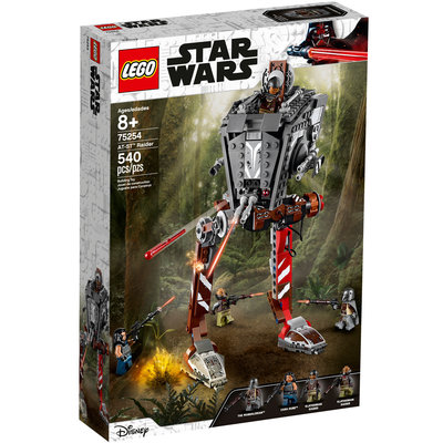 LEGO AT-ST RAIDER