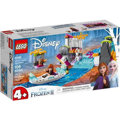 LEGO ANNA'S CANOE EXPEDITION