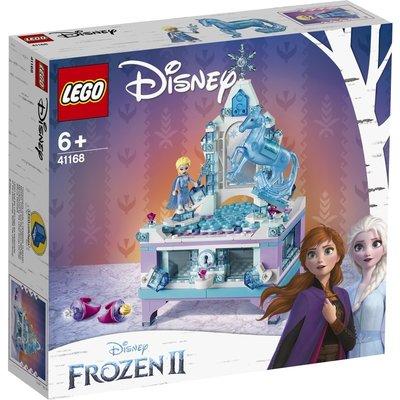 LEGO ELSA'S JEWELRY BOX CREATION