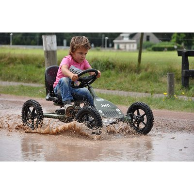 BERG BERG JEEP JUNIOR PEDAL GO-KART