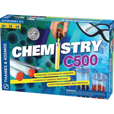 THAMES & KOSMOS CHEMISTRY C500 SET*